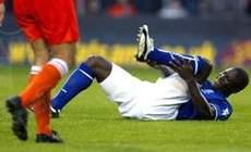 We treat sports injuries